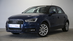 Audi A1 Sportback 1.6 TDI Attraction 85 kW (116 CV)  de ocasion en Madrid