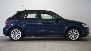 Foto 2 de Audi A1 Sportback 1.6 TDI Attraction 85 kW (116 CV)
