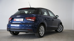 Foto 3 de Audi A1 Sportback 1.6 TDI Attraction 85 kW (116 CV)