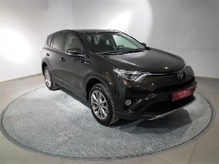 Toyota Rav4 2.0D D-4D 2WD Advance 105kW (143CV)  de ocasion en Salamanca