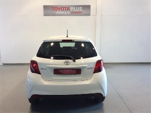 Foto 4 de Toyota Yaris 1.0 City 51 kW (69 CV)