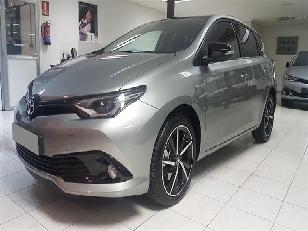 Foto 1 de Toyota Auris 1.8 140H Hybrid Feel! 100 kW (136 CV)