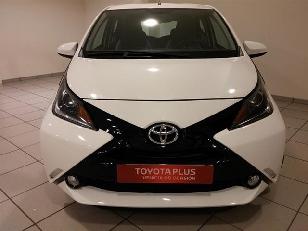 Foto 2 de Toyota Aygo 1.0 VVT-i x-sky 51 kW (69 CV)