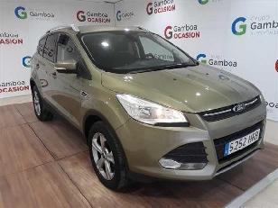 Ford Kuga 2.0 TDCI 4x4 Trend 103 kW (140 CV)  de ocasion en Madrid