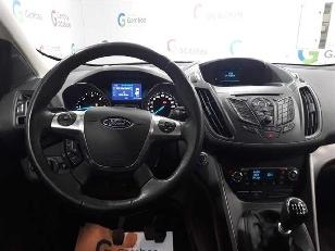 Foto 4 de Ford Kuga 2.0 TDCI 4x4 Trend 103 kW (140 CV)