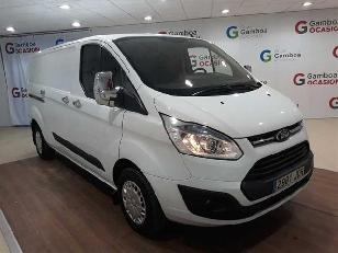 Foto 4 de Ford Transit Furgon 310 Trend L2H2 92 kW (125 CV)