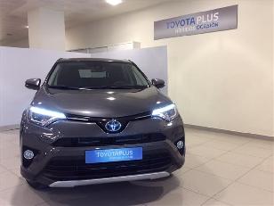 Foto 4 de Toyota Rav4 2.5l hybrid 4WD Advance 145 kW (197 CV)
