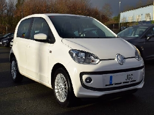 Foto 4 de Volkswagen Up 1.0 High up! 44 kW (60 CV)