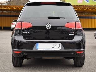 Foto 2 de Volkswagen Golf 1.6 TDI CR BMT Advance DSG 77 kW (105 CV)