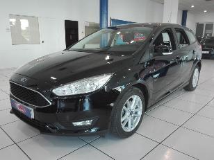 Ford Focus SportBreak 1.0 Ecoboost Trend+ 92 kW (125 CV)  de ocasion en Cádiz