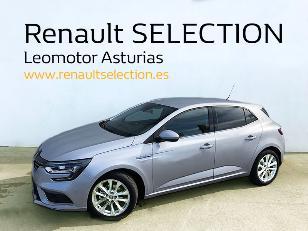 Renault Megane dCi 110 Zen Energy 81 kW (110 CV)  de ocasion en Asturias