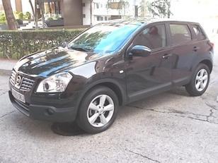 Nissan Qashqai 2.0 dCi Tekna 4x4 A/T 110 kW (150 CV)