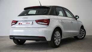 Foto 3 de Audi A1 Sportback 1.6 TDI Adrenalin 85 kW (116 CV)