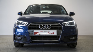 Foto 1 de Audi A1 Sportback 1.6 TDI Attraction 85 kW (116 CV)