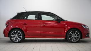 Foto 2 de Audi A1 Sportback 1.4 TDI Attracted 66 kW (90 CV)
