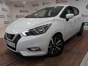 Foto 1 de Nissan Micra IG-T S&S Acenta 66 kW (90 CV)