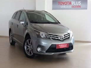 Toyota Avensis 120D Cross Sport Advance 91kW (124CV)