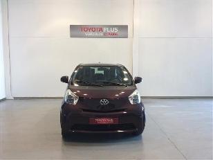 Foto 3 de Toyota IQ 1.0 50 kW (68 CV)