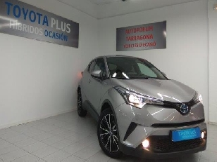 Toyota C-HR 1.8 125H Advance 90 kW (122 CV)