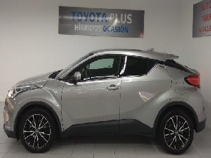 Foto 3 de Toyota C-HR 1.8 125H Advance 90 kW (122 CV)