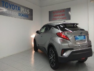 Foto 4 de Toyota C-HR 1.8 125H Advance 90 kW (122 CV)