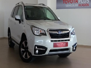 Subaru Forester 2.0 TD Lineartronic Executive Plus 109 kW (148 CV)