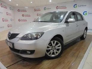 Mazda Mazda 3 1.6 VVT Active 77kW (105CV)  de ocasion en Madrid