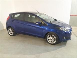 Foto 4 de Ford Fiesta 1.6 TDCI Trend 66 kW (90 CV)