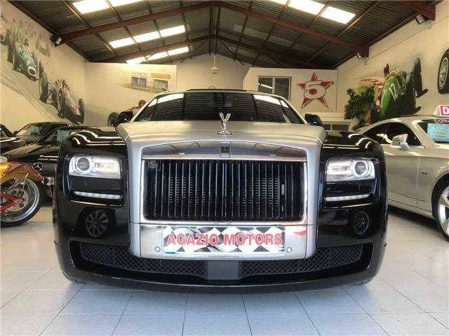 Rolls-Royce Ghost 6.6 V12 420 kW (570 CV)