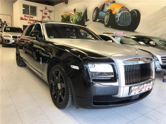 foto 2 del Rolls-Royce Ghost 6.6 V12 420 kW (570 CV)
