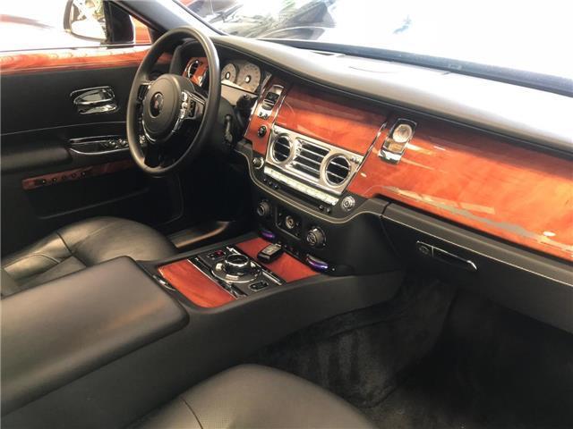 foto 15 del Rolls-Royce Ghost 6.6 V12 420 kW (570 CV)