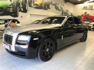 Foto 2 de Rolls-Royce Ghost 6.6 V12 420 kW (570 CV)