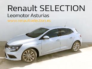 Renault Megane dCi 130 Zen Energy 96 kW (130 CV)  de ocasion en Asturias