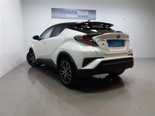 Foto 4 Toyota C-HR 1.8 125H Advance 90 kW (122 CV)