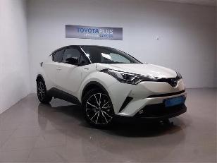 Toyota C-HR 1.8 125H Advance 90 kW (122 CV)  de ocasion en Cáceres