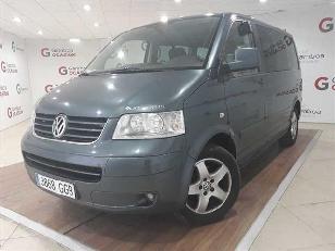 Volkswagen Multivan 2.5 TDI Atlantis 96 kW (130 CV)  de ocasion en Madrid