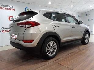 Foto 2 de Hyundai Tucson 1.6 GDi BlueDrive Klass 4x2 96 kW (131 CV)