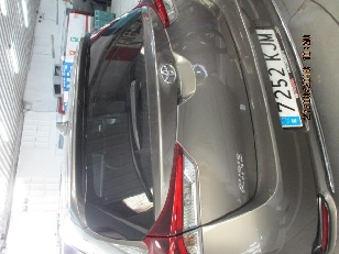 Foto 4 de Toyota Auris 90D Feel! 66 kW (90 CV)
