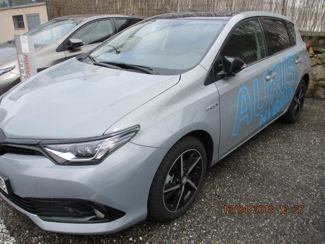 Foto 2 Toyota Auris 1.8 140H Hybrid Feel! 100 kW (136 CV)