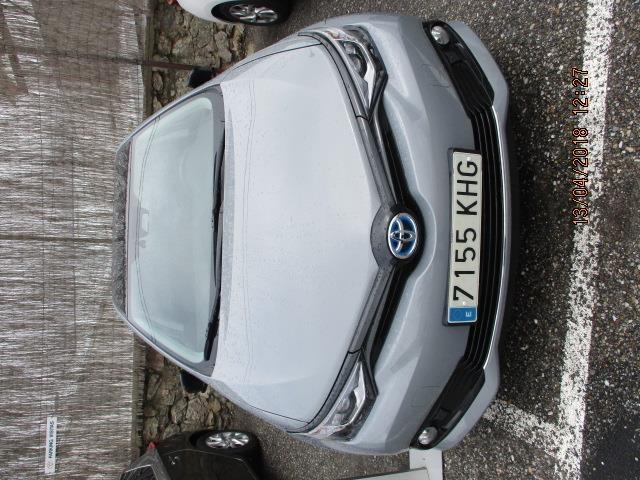 Foto 3 Toyota Auris 1.8 140H Hybrid Feel! 100 kW (136 CV)
