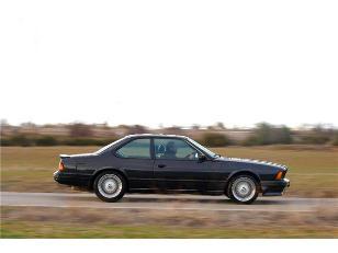 Foto 1 de BMW Serie 6 M6 210 kW (286 CV)