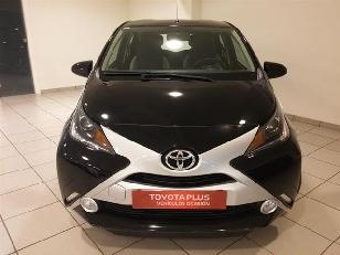 Foto 2 de Toyota Aygo 1.0 VVT-i x-clusiv 51 kW (69 CV)