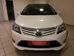 Foto 2 de Toyota Avensis 150D Advance Cross Sport 110 kW (150 CV)