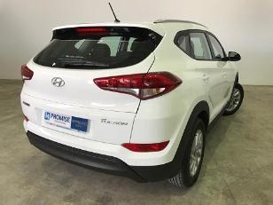 Foto 2 de Hyundai Tucson 1.7 CRDI BlueDrive Klass 4x2 85 kW (115 CV)