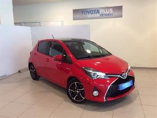 Toyota Yaris 1.5 Hybrid Feel 74 kW (100 CV)  de ocasion en Barcelona