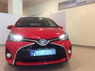 Foto 3 de Toyota Yaris 1.5 Hybrid Feel 74 kW (100 CV)