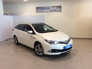 Foto 1 de Toyota Auris 140H Touring Sports Advance 100 kW (136 CV)