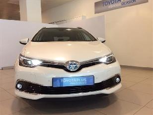 Foto 4 de Toyota Auris 140H Touring Sports Advance 100 kW (136 CV)