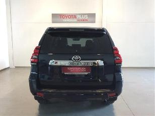 Foto 4 de Toyota Land Cruiser 2.8 D-4D VXL Aut. 130 kW (177 CV)