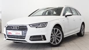 Audi A4 Avant 2.0 TDI Black Line Edition 110 kW (150 CV)  de ocasion en Madrid